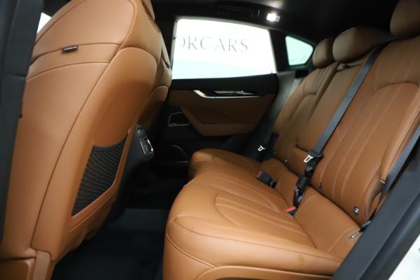 New 2020 Maserati Levante Q4 GranSport for sale Sold at Alfa Romeo of Greenwich in Greenwich CT 06830 19
