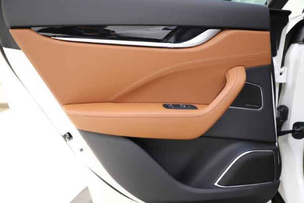 New 2020 Maserati Levante Q4 GranSport for sale Sold at Alfa Romeo of Greenwich in Greenwich CT 06830 21