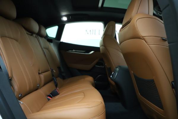 New 2020 Maserati Levante Q4 GranSport for sale Sold at Alfa Romeo of Greenwich in Greenwich CT 06830 27