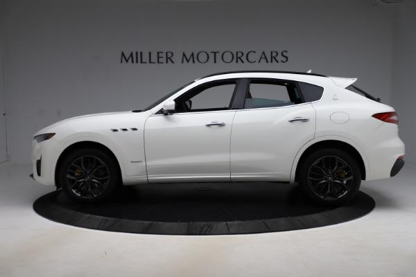 New 2020 Maserati Levante Q4 GranSport for sale $84,285 at Alfa Romeo of Greenwich in Greenwich CT 06830 3