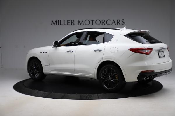 New 2020 Maserati Levante Q4 GranSport for sale $84,285 at Alfa Romeo of Greenwich in Greenwich CT 06830 4