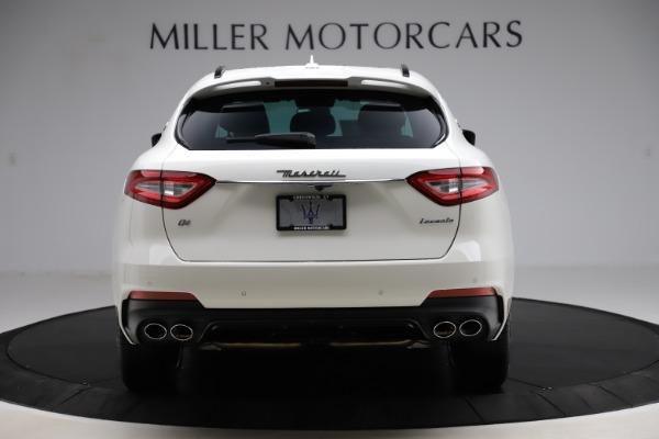 New 2020 Maserati Levante Q4 GranSport for sale $84,285 at Alfa Romeo of Greenwich in Greenwich CT 06830 6