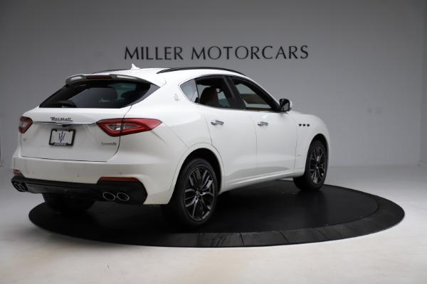 New 2020 Maserati Levante Q4 GranSport for sale Sold at Alfa Romeo of Greenwich in Greenwich CT 06830 7