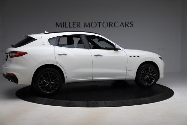 New 2020 Maserati Levante Q4 GranSport for sale Sold at Alfa Romeo of Greenwich in Greenwich CT 06830 8