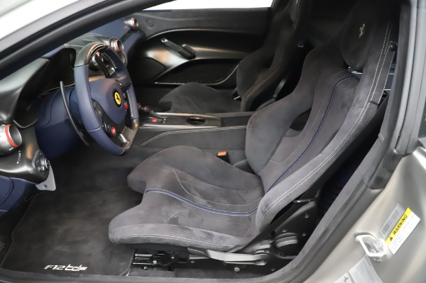 Used 2016 Ferrari F12tdf for sale $925,900 at Alfa Romeo of Greenwich in Greenwich CT 06830 15