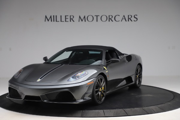 Used 2009 Ferrari 430 Scuderia Spider 16M for sale $325,900 at Alfa Romeo of Greenwich in Greenwich CT 06830 12