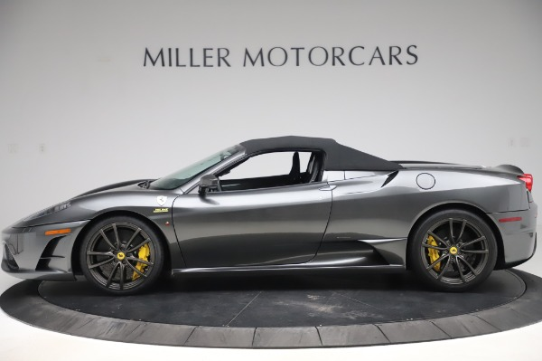 Used 2009 Ferrari 430 Scuderia Spider 16M for sale $349,900 at Alfa Romeo of Greenwich in Greenwich CT 06830 13