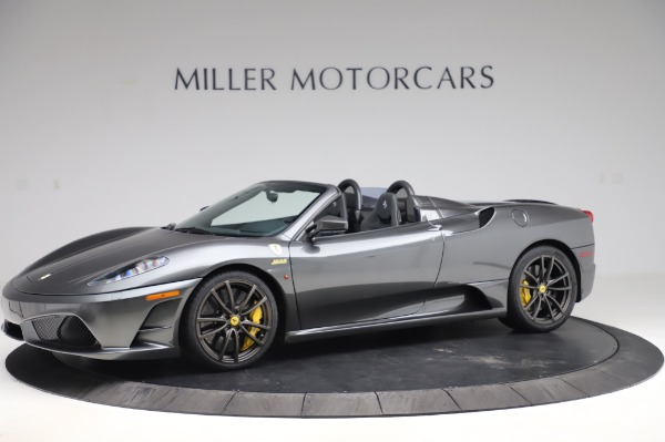 Used 2009 Ferrari 430 Scuderia Spider 16M for sale $325,900 at Alfa Romeo of Greenwich in Greenwich CT 06830 2
