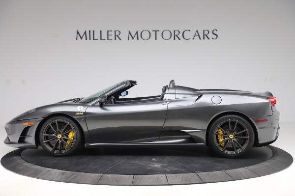 Used 2009 Ferrari 430 Scuderia Spider 16M for sale $349,900 at Alfa Romeo of Greenwich in Greenwich CT 06830 3