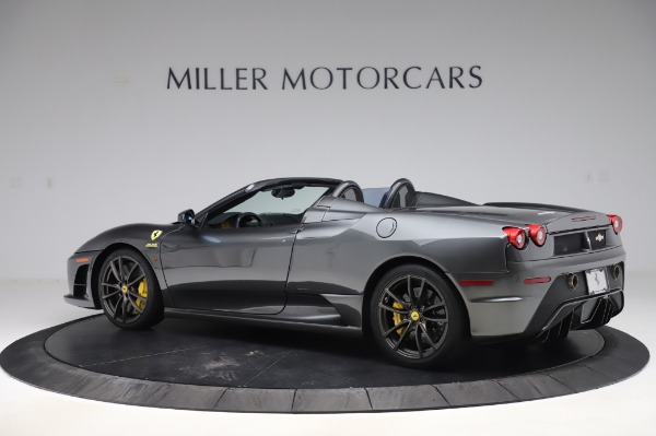 Used 2009 Ferrari 430 Scuderia Spider 16M for sale $349,900 at Alfa Romeo of Greenwich in Greenwich CT 06830 4