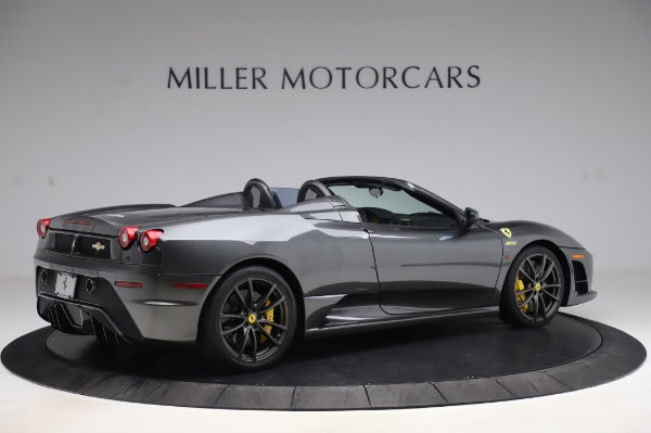 Used 2009 Ferrari 430 Scuderia Spider 16M for sale $325,900 at Alfa Romeo of Greenwich in Greenwich CT 06830 7