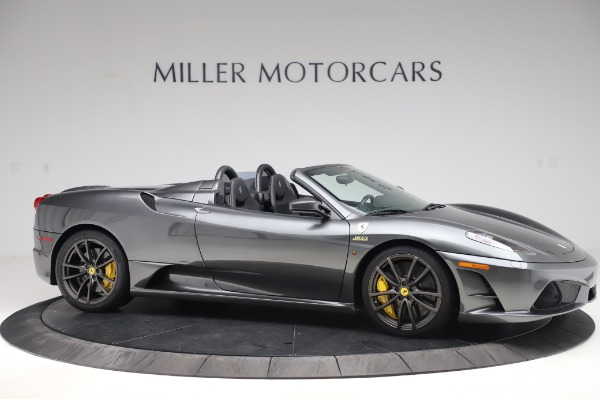 Used 2009 Ferrari 430 Scuderia Spider 16M for sale $325,900 at Alfa Romeo of Greenwich in Greenwich CT 06830 9