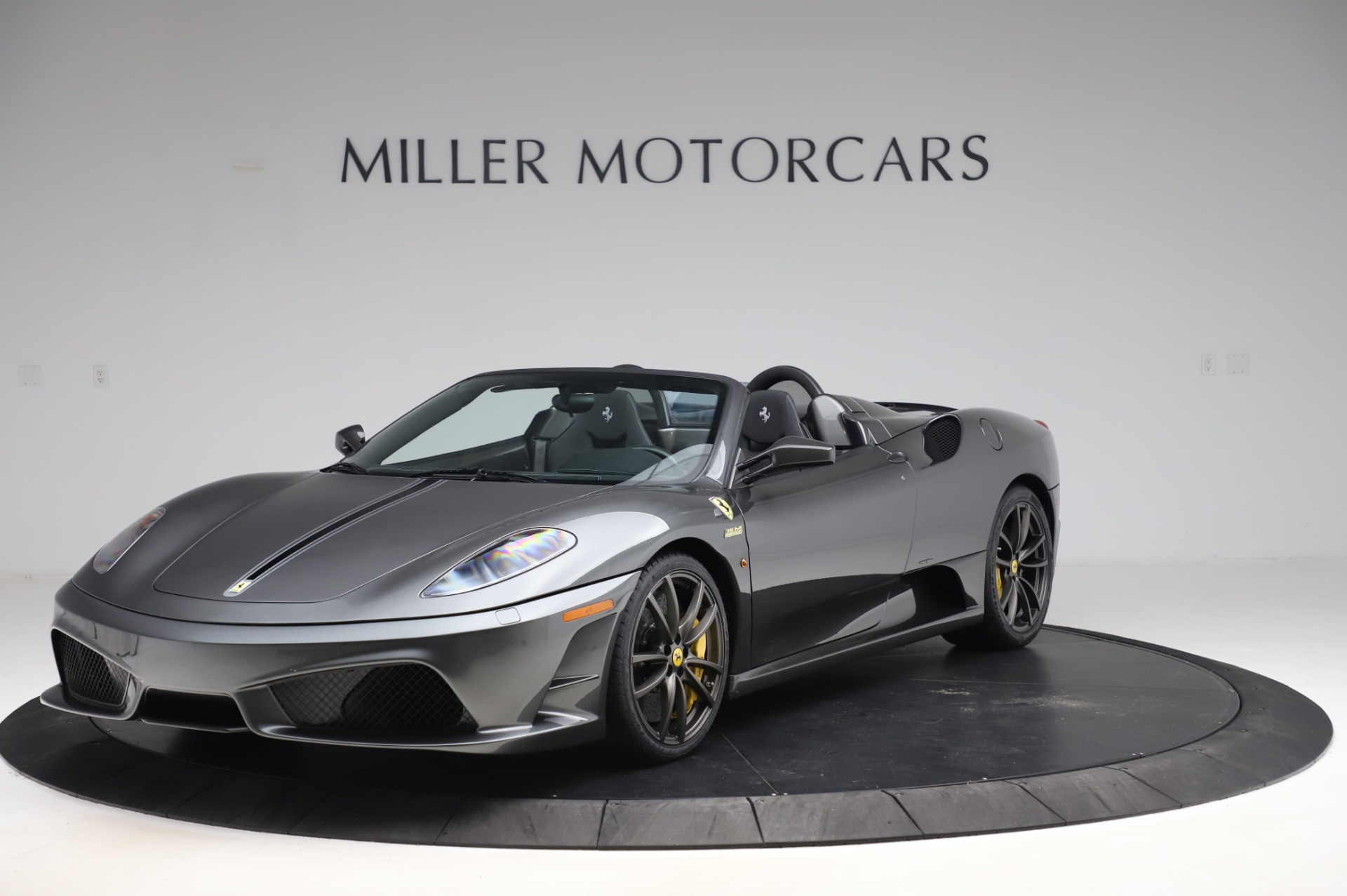 Used 2009 Ferrari 430 Scuderia Spider 16M for sale $349,900 at Alfa Romeo of Greenwich in Greenwich CT 06830 1
