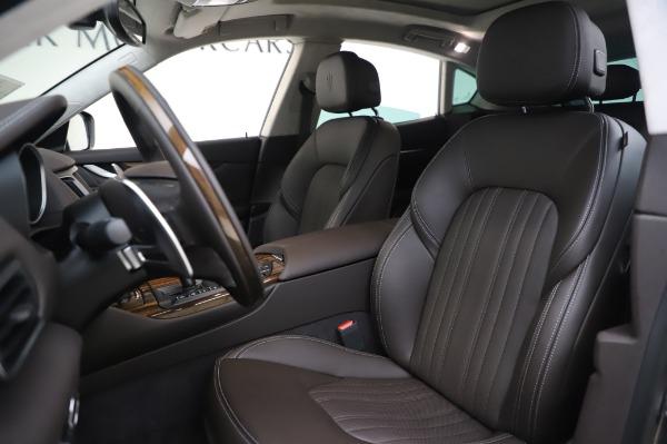 New 2020 Maserati Levante S Q4 GranLusso for sale $100,485 at Alfa Romeo of Greenwich in Greenwich CT 06830 17