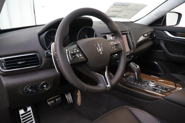 New 2020 Maserati Levante S Q4 GranLusso for sale $100,485 at Alfa Romeo of Greenwich in Greenwich CT 06830 19