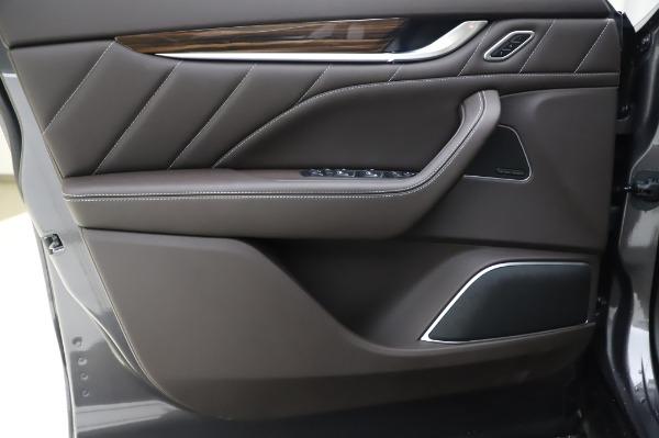 New 2020 Maserati Levante S Q4 GranLusso for sale $100,485 at Alfa Romeo of Greenwich in Greenwich CT 06830 20