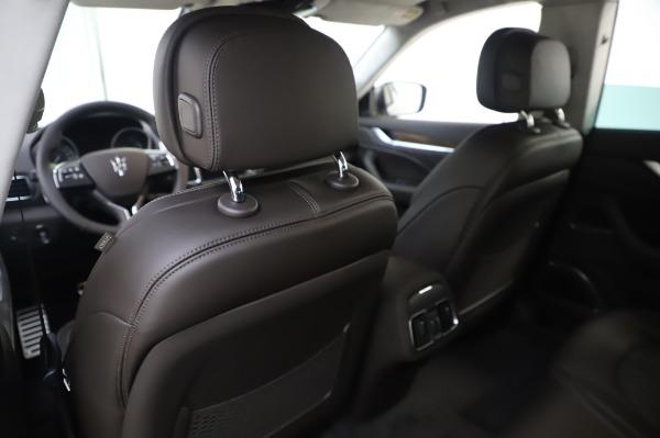 New 2020 Maserati Levante S Q4 GranLusso for sale $100,485 at Alfa Romeo of Greenwich in Greenwich CT 06830 23