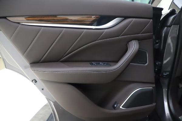 New 2020 Maserati Levante S Q4 GranLusso for sale $100,485 at Alfa Romeo of Greenwich in Greenwich CT 06830 24