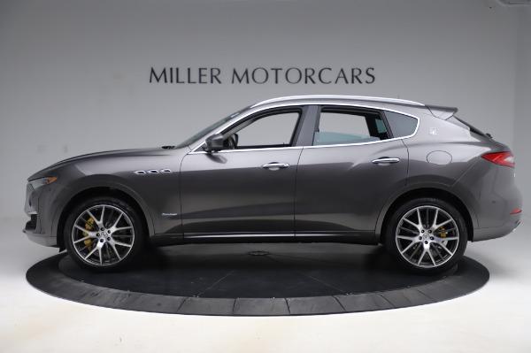 New 2020 Maserati Levante S Q4 GranLusso for sale $100,485 at Alfa Romeo of Greenwich in Greenwich CT 06830 3