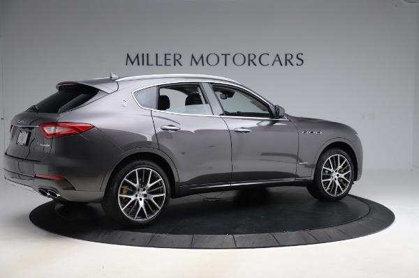 New 2020 Maserati Levante S Q4 GranLusso for sale $100,485 at Alfa Romeo of Greenwich in Greenwich CT 06830 8
