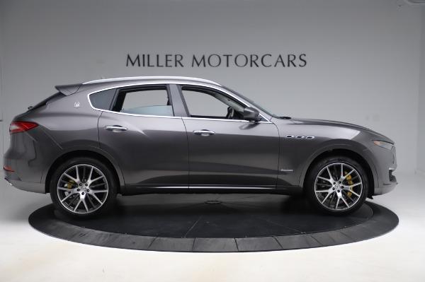 New 2020 Maserati Levante S Q4 GranLusso for sale $100,485 at Alfa Romeo of Greenwich in Greenwich CT 06830 9