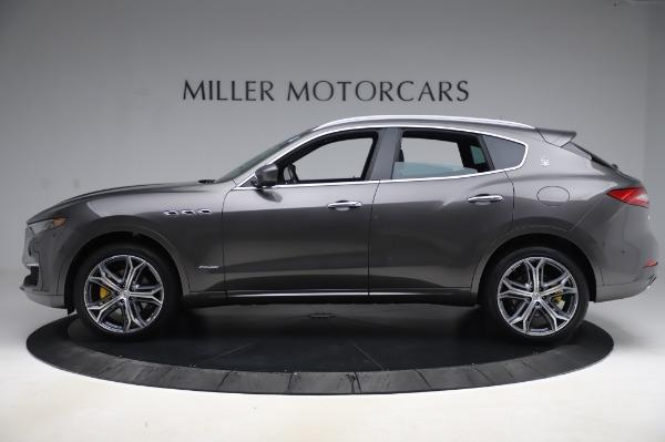 New 2020 Maserati Levante Q4 GranLusso for sale $91,935 at Alfa Romeo of Greenwich in Greenwich CT 06830 3