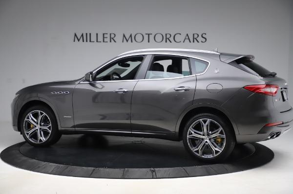 New 2020 Maserati Levante Q4 GranLusso for sale $91,935 at Alfa Romeo of Greenwich in Greenwich CT 06830 4