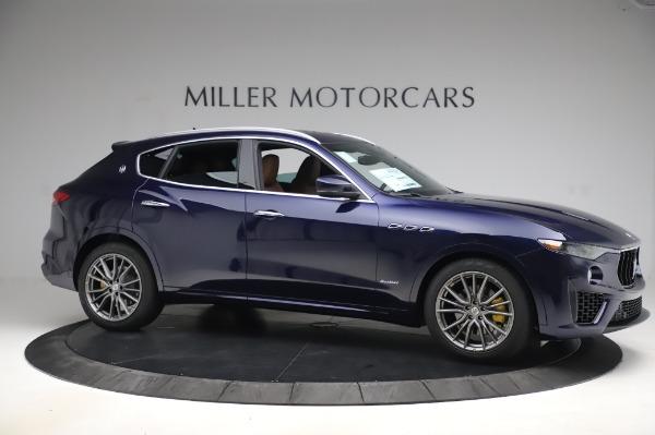 New 2020 Maserati Levante Q4 GranSport for sale Sold at Alfa Romeo of Greenwich in Greenwich CT 06830 10