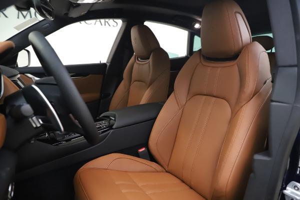 New 2020 Maserati Levante Q4 GranSport for sale Sold at Alfa Romeo of Greenwich in Greenwich CT 06830 14