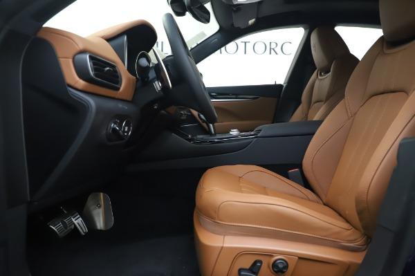 New 2020 Maserati Levante Q4 GranSport for sale Sold at Alfa Romeo of Greenwich in Greenwich CT 06830 15