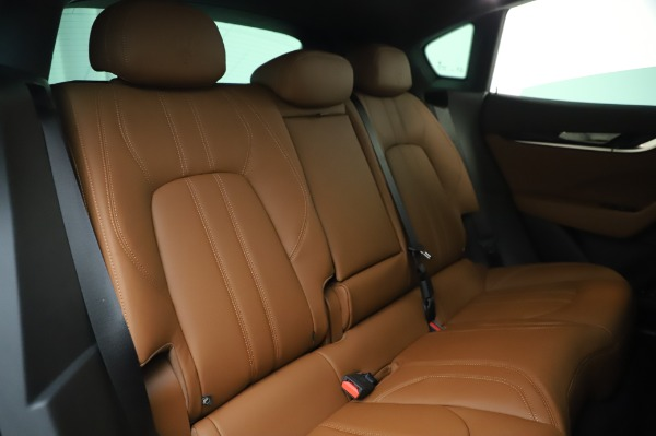 New 2020 Maserati Levante Q4 GranSport for sale Sold at Alfa Romeo of Greenwich in Greenwich CT 06830 26