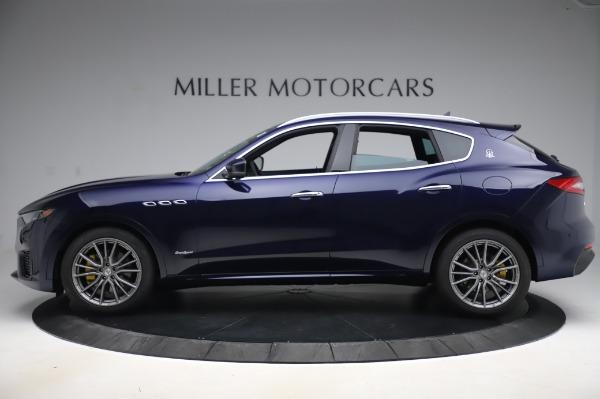 New 2020 Maserati Levante Q4 GranSport for sale Sold at Alfa Romeo of Greenwich in Greenwich CT 06830 3