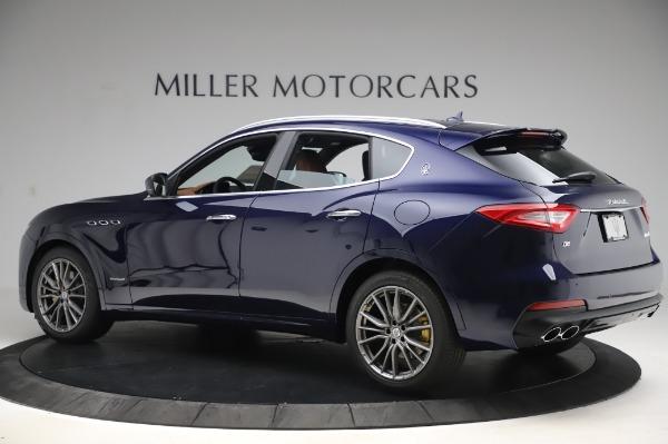 New 2020 Maserati Levante Q4 GranSport for sale Sold at Alfa Romeo of Greenwich in Greenwich CT 06830 4