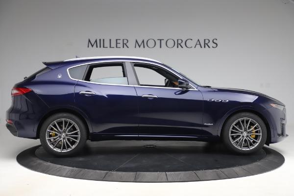 New 2020 Maserati Levante Q4 GranSport for sale Sold at Alfa Romeo of Greenwich in Greenwich CT 06830 9