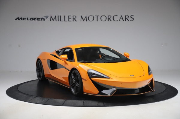 Used 2017 McLaren 570S Coupe for sale $149,900 at Alfa Romeo of Greenwich in Greenwich CT 06830 10