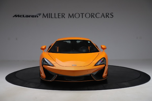 Used 2017 McLaren 570S for sale Call for price at Alfa Romeo of Greenwich in Greenwich CT 06830 11