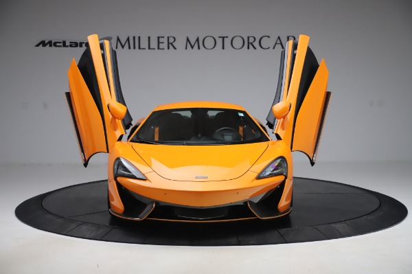 Used 2017 McLaren 570S for sale Call for price at Alfa Romeo of Greenwich in Greenwich CT 06830 12