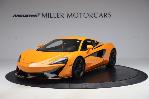 Used 2017 McLaren 570S Coupe for sale $149,900 at Alfa Romeo of Greenwich in Greenwich CT 06830 14