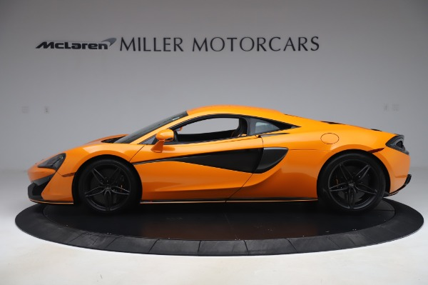 Used 2017 McLaren 570S for sale Call for price at Alfa Romeo of Greenwich in Greenwich CT 06830 2