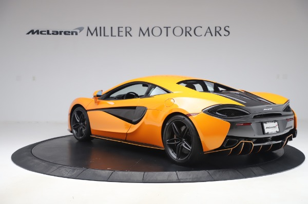 Used 2017 McLaren 570S Coupe for sale $149,900 at Alfa Romeo of Greenwich in Greenwich CT 06830 3
