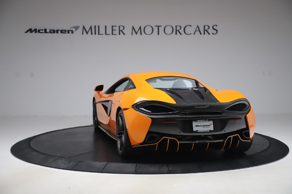Used 2017 McLaren 570S Coupe for sale $149,900 at Alfa Romeo of Greenwich in Greenwich CT 06830 4