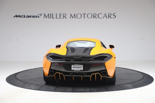 Used 2017 McLaren 570S for sale Call for price at Alfa Romeo of Greenwich in Greenwich CT 06830 5
