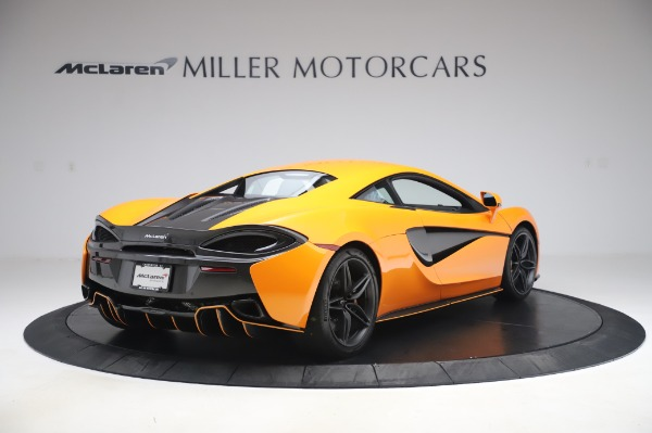 Used 2017 McLaren 570S Coupe for sale $149,900 at Alfa Romeo of Greenwich in Greenwich CT 06830 6