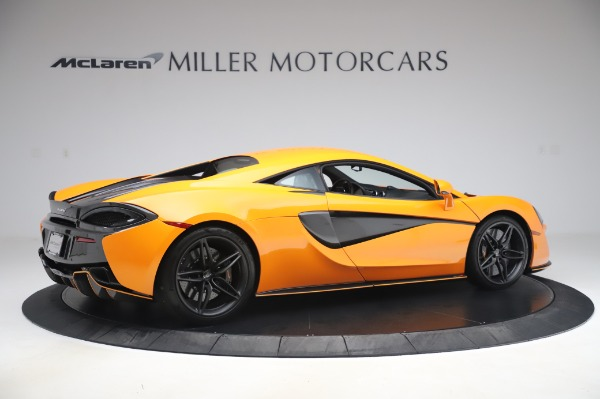 Used 2017 McLaren 570S for sale Call for price at Alfa Romeo of Greenwich in Greenwich CT 06830 7