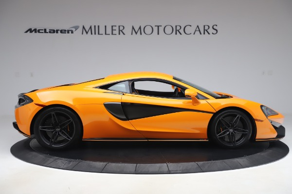 Used 2017 McLaren 570S for sale Call for price at Alfa Romeo of Greenwich in Greenwich CT 06830 8