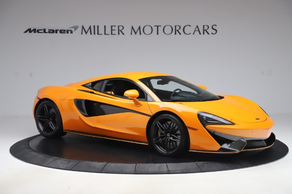 Used 2017 McLaren 570S Coupe for sale $149,900 at Alfa Romeo of Greenwich in Greenwich CT 06830 9