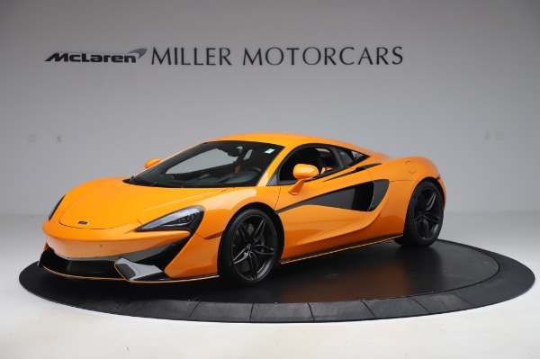 Used 2017 McLaren 570S for sale Call for price at Alfa Romeo of Greenwich in Greenwich CT 06830 1