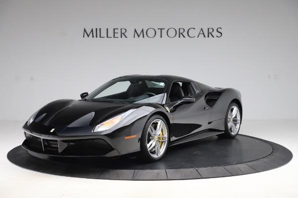 Used 2017 Ferrari 488 Spider for sale $284,900 at Alfa Romeo of Greenwich in Greenwich CT 06830 12