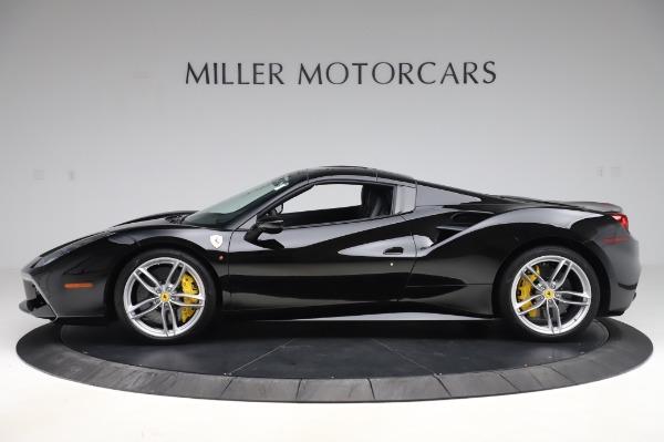Used 2017 Ferrari 488 Spider for sale $284,900 at Alfa Romeo of Greenwich in Greenwich CT 06830 13