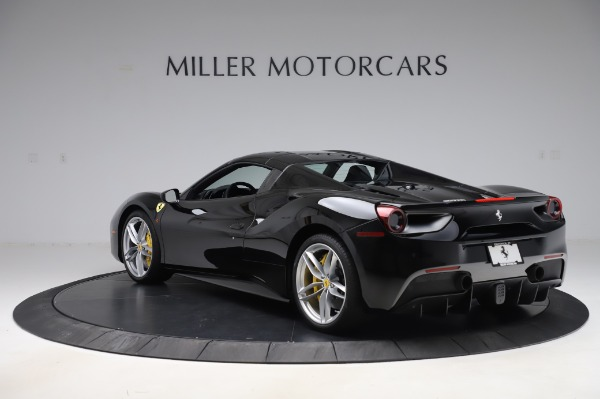 Used 2017 Ferrari 488 Spider for sale $284,900 at Alfa Romeo of Greenwich in Greenwich CT 06830 14